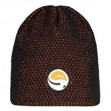 Шапка Guru Skullcap Black/Orange