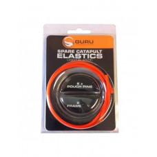 Запасные резинки для рогатки Guru Spare Catapult Elastic - Light