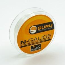 Леска Guru N-Gauge 0,15мм 100м