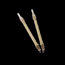 Вставка для кормушки Guru X-Safe Quick Change Elastics Long White с быстросъемом