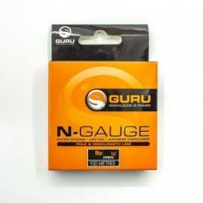 Леска Guru N-Gauge 0,25мм 100м