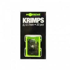Трубки обжимные Korda Spare Krimps 0.7мм